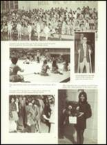 1970 Scott High School Yearbook Page 46 & 47