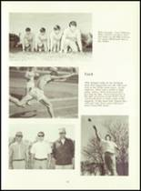 1970 Scott High School Yearbook Page 48 & 49