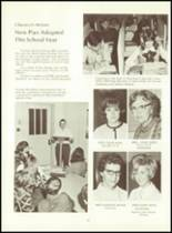1970 Scott High School Yearbook Page 56 & 57