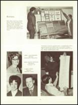 1970 Scott High School Yearbook Page 66 & 67