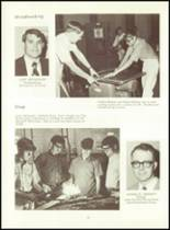 1970 Scott High School Yearbook Page 68 & 69