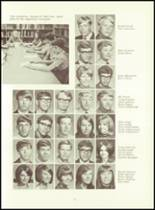 1970 Scott High School Yearbook Page 74 & 75