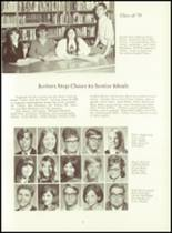 1970 Scott High School Yearbook Page 76 & 77