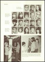 1970 Scott High School Yearbook Page 78 & 79