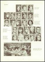 1970 Scott High School Yearbook Page 80 & 81