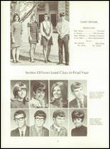 1970 Scott High School Yearbook Page 84 & 85