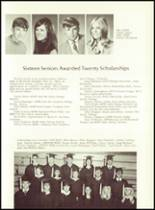 1970 Scott High School Yearbook Page 86 & 87