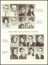 1970 Scott High School Yearbook Page 88 & 89