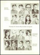 1970 Scott High School Yearbook Page 92 & 93