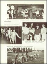 1970 Scott High School Yearbook Page 102 & 103