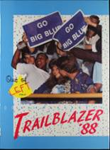 1988 Yearbook North Mesquite High School