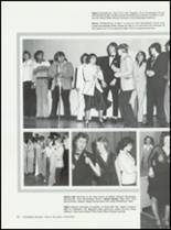 1980 Johnson High School Yearbook Page 56 & 57