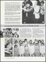 1980 Johnson High School Yearbook Page 64 & 65