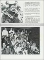 1980 Johnson High School Yearbook Page 70 & 71