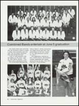 1980 Johnson High School Yearbook Page 72 & 73