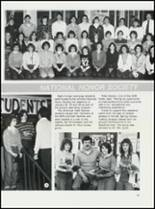 1980 Johnson High School Yearbook Page 92 & 93