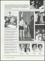 1980 Johnson High School Yearbook Page 100 & 101