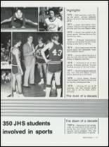 1980 Johnson High School Yearbook Page 120 & 121