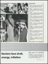 1980 Johnson High School Yearbook Page 186 & 187