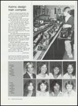 1980 Johnson High School Yearbook Page 196 & 197