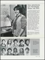 1980 Johnson High School Yearbook Page 258 & 259