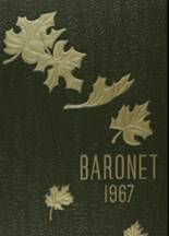 1967 Yearbook Johnstown High School