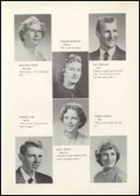 1961 Granton High School Yearbook Page 16 & 17