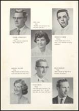 1961 Granton High School Yearbook Page 20 & 21