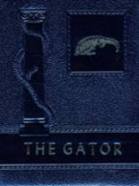1966 Yearbook Everglades High School