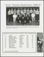 1997 Arlington High School Yearbook Page 68 & 69
