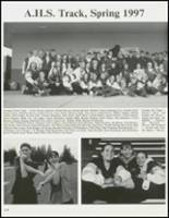 1997 Arlington High School Yearbook Page 118 & 119