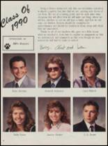 1990 Konawa High School Yearbook Page 12 & 13