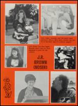 1990 Konawa High School Yearbook Page 14 & 15
