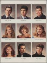 1990 Konawa High School Yearbook Page 16 & 17