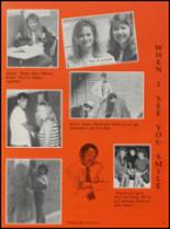 1990 Konawa High School Yearbook Page 18 & 19