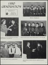 1990 Konawa High School Yearbook Page 20 & 21