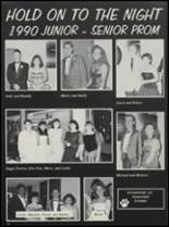 1990 Konawa High School Yearbook Page 22 & 23