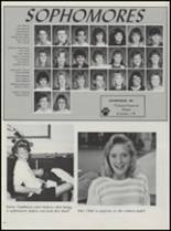 1990 Konawa High School Yearbook Page 30 & 31