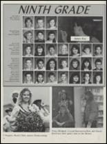 1990 Konawa High School Yearbook Page 32 & 33