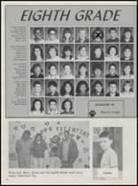 1990 Konawa High School Yearbook Page 34 & 35