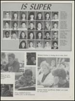 1990 Konawa High School Yearbook Page 36 & 37