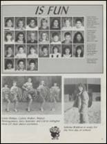 1990 Konawa High School Yearbook Page 40 & 41