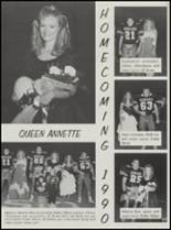 1990 Konawa High School Yearbook Page 60 & 61