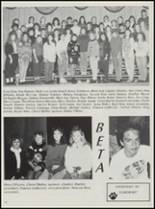 1990 Konawa High School Yearbook Page 62 & 63