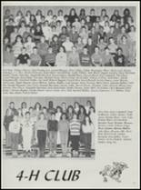 1990 Konawa High School Yearbook Page 80 & 81