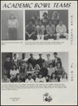 1990 Konawa High School Yearbook Page 86 & 87