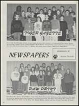 1990 Konawa High School Yearbook Page 92 & 93