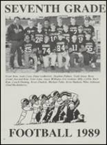 1990 Konawa High School Yearbook Page 100 & 101