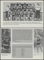 1990 Konawa High School Yearbook Page 106 & 107