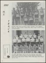 1990 Konawa High School Yearbook Page 112 & 113